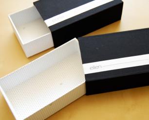 Ellen Degeneres Stationery Boxes | Sarah McDonald