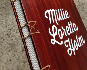 Millie Loretta Holm Book | Sarah McDonald