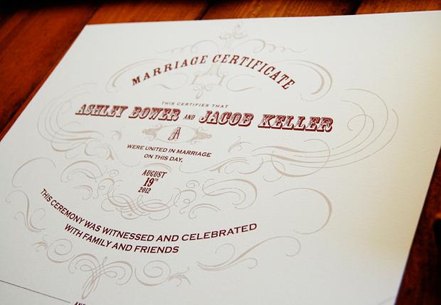 Certificates for Wiley Valentine   Sarah McDonald