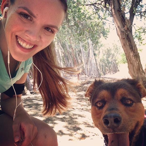 Afternoon run in Lake Forest, California | Sarah McDonald