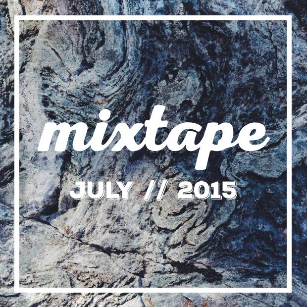 Mixtape July 2015   Sarah McDonald