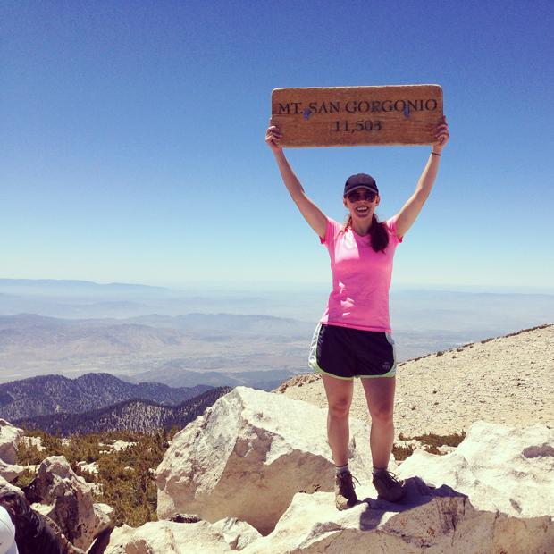 Mt. San Gorgonio Hike, California | Sarah McDonald