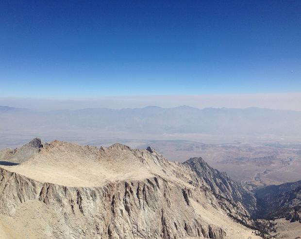Mt. Whitney Summit, California | Sarah McDonald