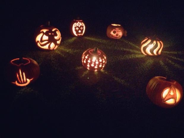 Life Group Pumpkin Carving   Sarah McDonald